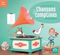 Jean Humenry - Chansons & comptines de mon enfance. 1 CD audio