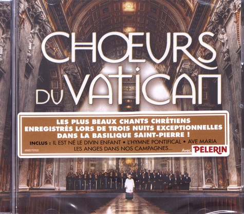 CHOEURS DU VATICAN - Choeurs du Vatican. 1 CD audio