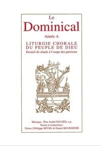 André Gouzes - Le dominical - Livret de partitions, Année A.