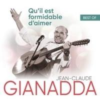 Jean-Claude Gianadda - Qu'il est formidable d'aimer - Best of. 1 CD audio