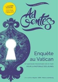 CRER - Enquête au Vatican - Livre animateur.