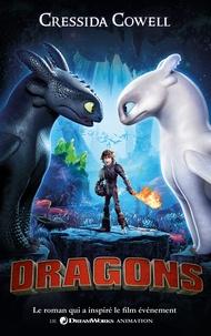 Cressida Cowell - Harold et les dragons - Tome 1 - Tie-in - Comment dresser votre dragon.