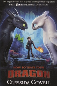 Cressida Cowell - How to Train Your Dragon.