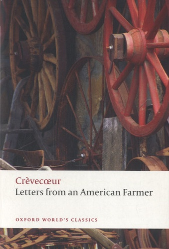 Crèvecoeur - Letters from an American Farmer.