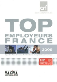 CRF - Top employeurs France.