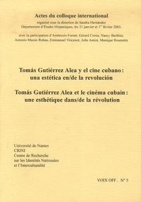 CRINI - Tomas Gutiérrez alea et le cinéma cubain : une esthétique dans/de la révolution.