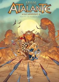 Crisse et  Grey - Atalante - La Légende Tome 10 : Les hordes de Sargon.