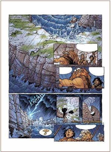 Atalante - La Légende Tome 6 Le labyrinthe d'Hadès