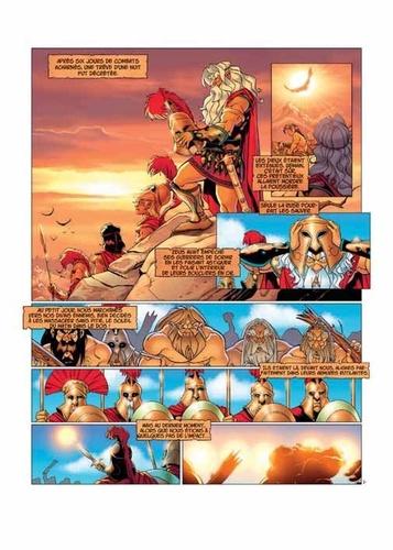Atalante - La Légende Tome 7 Le dernier des grands anciens