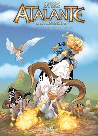 Crisse et  Grey - Atalante - La Légende Tome 8 : Les taureaux de Colchide.