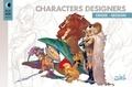 Crisse et  Besson - Characters designers.