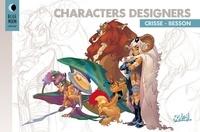 Crisse et Lauren Besson - Characters designers.