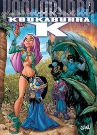 Crisse - Kookaburra K Tome 2 : La planète aux illusions.