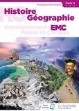 Cristhine Lecureux et Alain Prost - Histoire - Géographie - EMC - Enseignement adapté, Cycle 4 (5e, 4e, 3e).