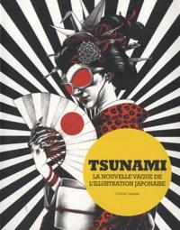 Cristian Campos - Tsunami : la nouvelle vague de l'illustration japonaise.