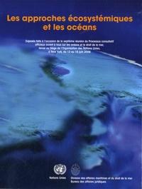 Cristian Maquieira et Lorraine Ridgeway - Les approches écosystémiques et les océans.