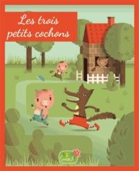 Cristian Turdera - Les trois petits cochons - D'après un conte traditionnel européen.