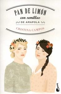 Cristina Campos - Pan de limon con semillas de amapola.