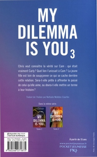 My dilemma is you Tome 3