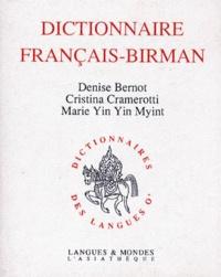 Goodtastepolice.fr Dictionnaire français-birman Image