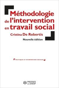 Cristina De Robertis - Méthodologie de l'intervention en travail social.