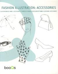 Cristina Parades - Fashion illustration : accessories.