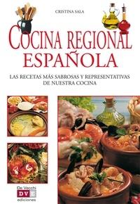 Cristina Sala Carbonell - Cocina regional española.