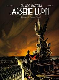 Crocbart et  Galien - Les 1000 mystères d'Arsène Lupin Tome 1 : L'illusion de la Panthère Noire !.