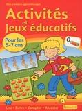 Crocodile Productions - Activités et Jeux éducatifs - Pour les 5-7 ans.