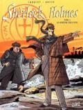 Croquet et  Bonte - Sherlock Holmes Tome 4 : Le secret de l'île d'Uffa.