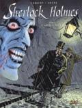 Croquet et  Bonte - Sherlock Holmes Tome 5 : Le vampire du West End.