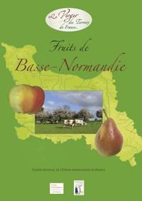 Croqueurs de pommes Les - Fruits de Basse-Normandie - Cahier régional de l'Union Pomologique de France.