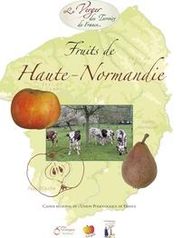 Croqueurs de pommes Les - Fruits de Haute-Normandie - Cahier régional de l'Union Pomologique de France.