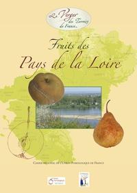 Croqueurs de pommes Les - Fruits des Pays de la Loire - Cahier régional de l'Union Pomologique de France.