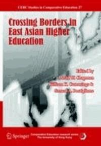David W. Chapman - Crossing Borders in East Asian Higher Education.