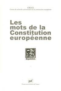 Les mots de la Constitution européenne.pdf