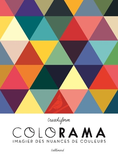 Cruschiform - Colorama - Imagier des nuances de couleurs.