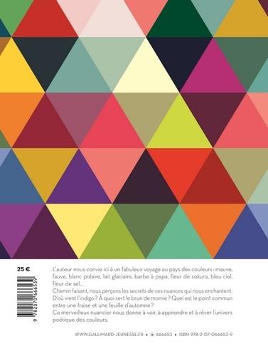 Colorama. Imagier des nuances de couleurs