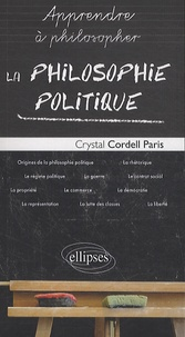 Crystal Cordell Paris - La philosophie politique.