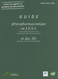 Guide phytopharmaceutique en JEVI (Jardins, Espaces Verts, Infrastructures) et des 3D (dératisation, désinfection et désinsectisation) -  CS3D | Showmesound.org