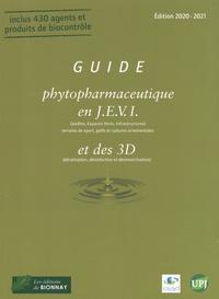 CS3D et  UPJ - Guide phytopharmaceutique en JEVI (Jardins, Espaces Verts, Infrastructures) et des 3D (dératisation, désinfection et désinsectisation).