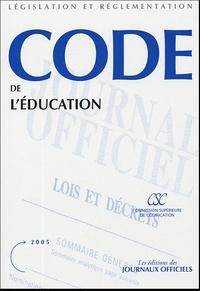 Deedr.fr Code de l'éducation Image