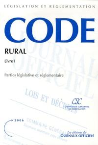 Code rural - Livre Premier, Laménagement et léquipement de lespace rural.pdf