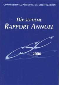 Commission supérieure de codification - Dix-septième rapport annuel.pdf