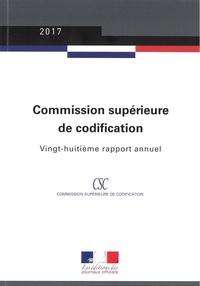 Commission supérieure de codification - Vingt-huitième rapport annuel.pdf