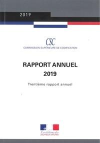 CSC - Commission supérieure de codification.