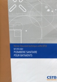 Plomberie sanitaire pour bâtiments - NF DTU 60.1.pdf