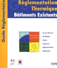 CSTB - Réglementation thermique des bâtiments existants.