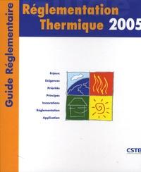 CSTB - Réglementation Thermique.