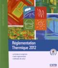 CSTB - Réglementation Thermique. 1 Cédérom